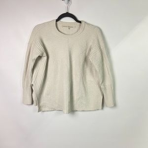 RACHEL ROY Women's Sz Sm Cream Sweater